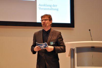 Professor Dr. Stefan Rumann, wissenschaftlicher Leiter des Zentrums für Lehrerbildung an der UDE