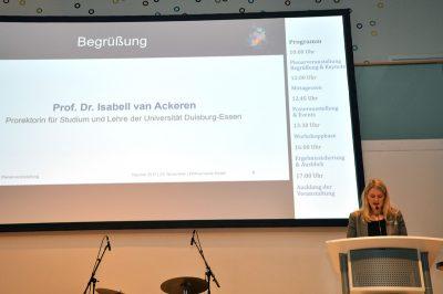 Professorin Dr. Isabell van Ackeren, Prorektorin für Studium und Lehre an der UDE