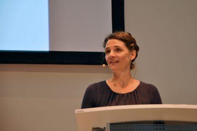 Key-Note-Speakerin Dr. Julia Kosinar