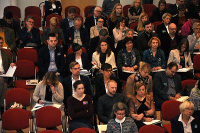 Publikum bei Impulse 2017