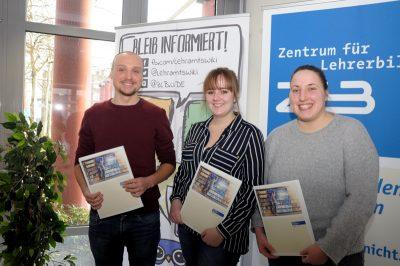 Matthias Sommer, Darleen Todenhöfer, Tanja Haber