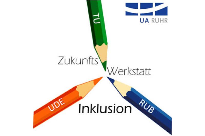 Logo der Zukunftswerkstatt Inklusion