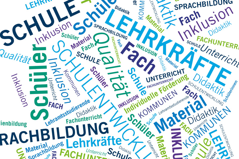 Wordle zur Herbstschule