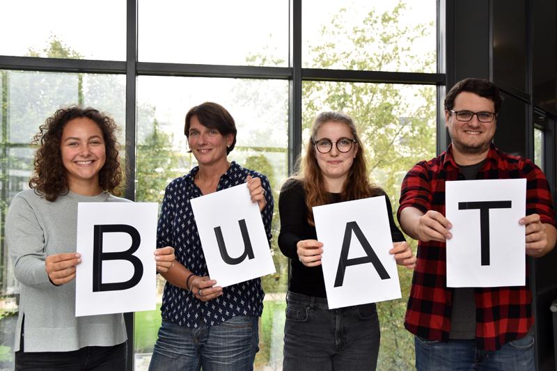 Bild vom BUAT Team