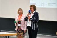 Rednerinnen bei der Herbstschule 2017