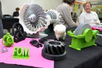 3D-Drucker bei der Herbstschule 2017