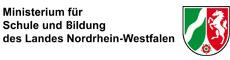 Logo für das Ministerium für Schule und Bildung des Landes Nordrhein-Westfalen