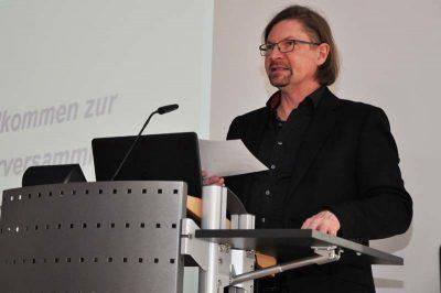 Prof. Dr. Stefan Rumann