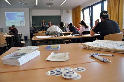 Teilnehmende am Voluntary Academic Year