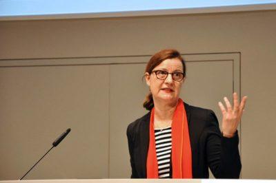 Prof. Dr. Evelyn Ziegler, Prorektorin für Diversity Management an der UDE