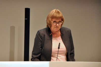 Ursula Mensel, leitende Direktorin des ZfsL Krefeld