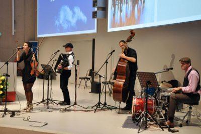 Die Band Crêpe Suzette