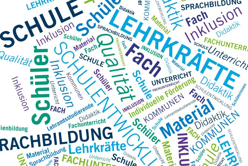 Wordle Herbstschule